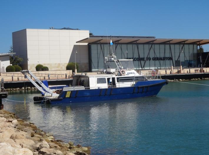 Prowler - Geraldton Dive Job